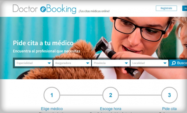 Proyecto: Dr. eBooking