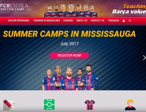 FC Barcelona Soccer Camps Canada