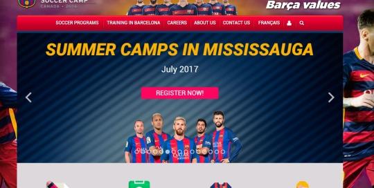 Proyecto: FCB Escola Canadá