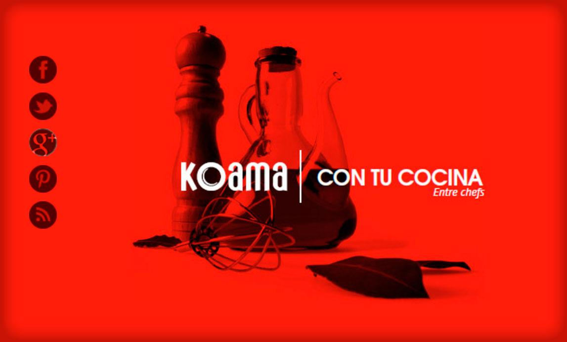 Proyecto: Koama con tu cocina